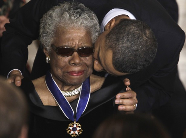 Enistasious Tosh Angelos Maya Angelou...
