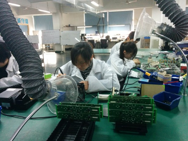 Image result for chinese electronics manufacturing
