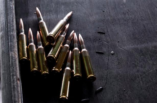 bullets rifles and rain - photo #21