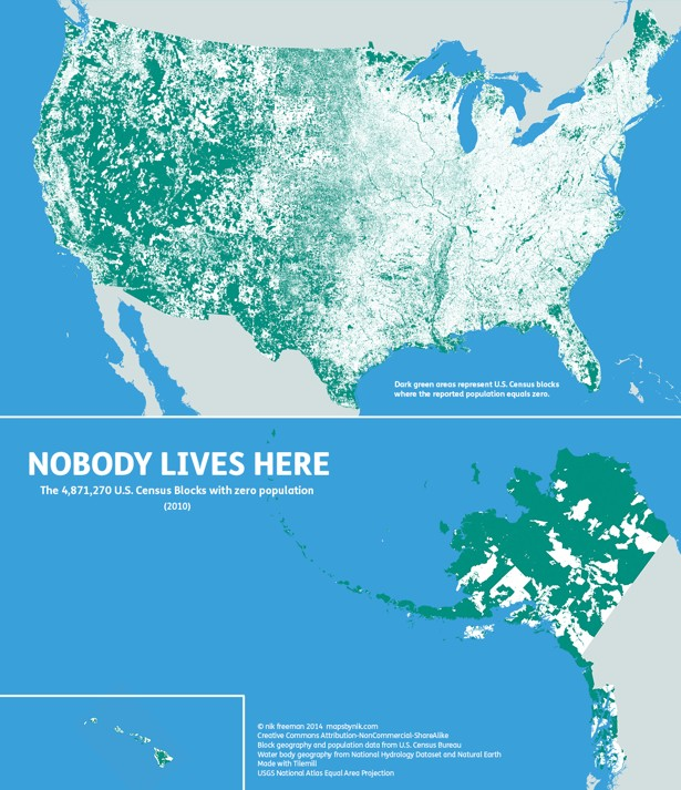 How To Make A Map Go Viral The Atlantic - Us map of lead in water