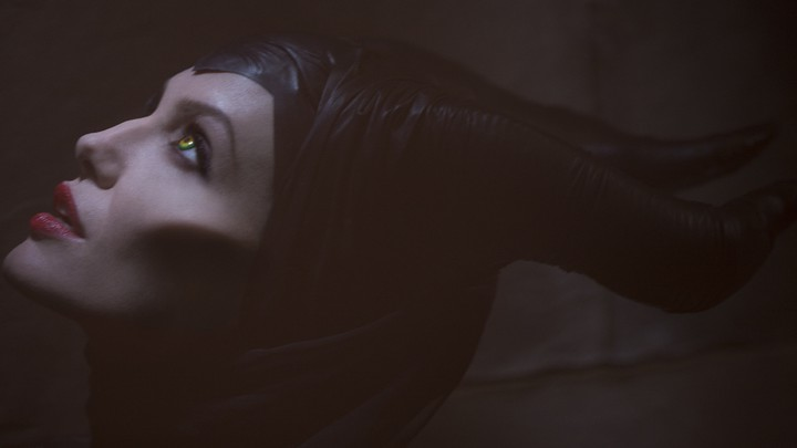 The Meaning In Maleficent S Cheekbones The Atlantic