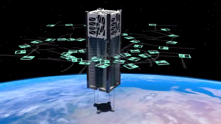 A Groundbreaking Mini-Satellite Project May Be Doomed - The Atlantic