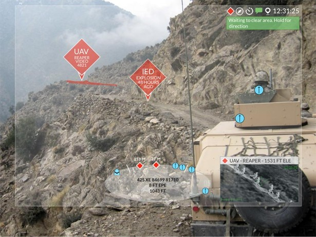How Darpa S Augmented Reality Software Works The Atlantic