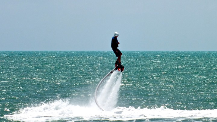 How Jetpacks And Flying Cars Turned Into Cliches About The Future