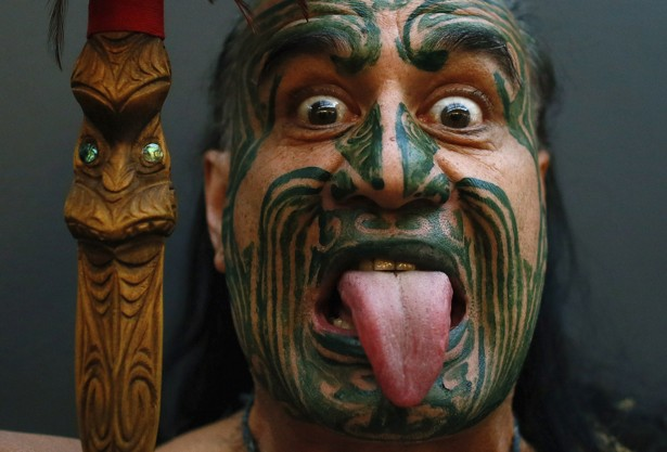 New Zealand Maori Face Tattoos: Why Tattooing Is Universal