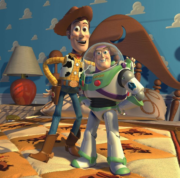 Toy Story Was Originally Going To Feature G I Joe And Barbie The
