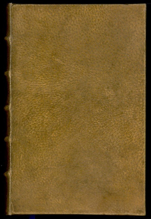 Book Covered In Human Skin : Science confirms yup this book really is bound in human
