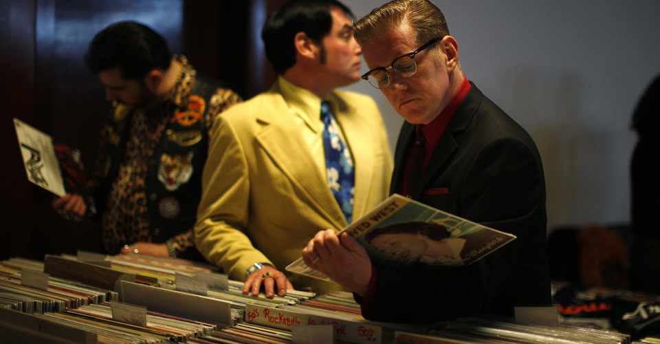 Who Exactly Is Fueling The Vinyl Records Renaissance