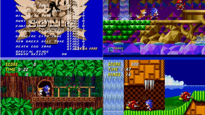 A Quest for the Secret Origins of Lost Video-Game Levels