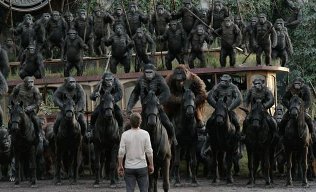 Human-Ape army