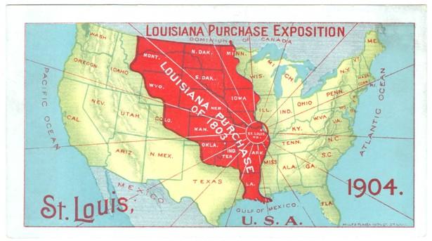 Controversy louisiana purchase