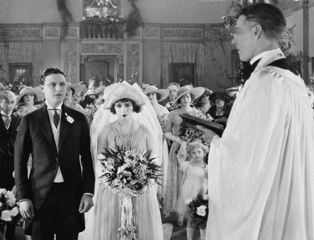A Plea For Traditional And >> The Spiritual Significance of a Traditional Church Wedding - The Atlantic