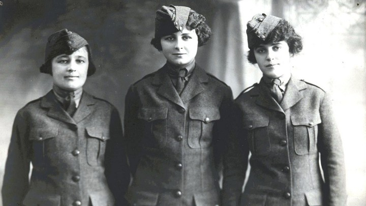 The Forgotten Female Shell Shock Victims Of World War I The Atlantic