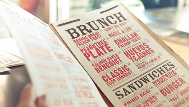 the restaurant menu that nudges people toward healthy food