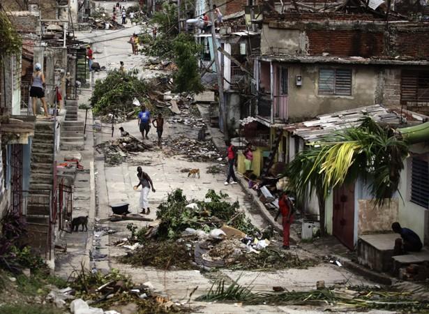 How Much Do Hurricanes Hurt the Economy? - The Atlantic