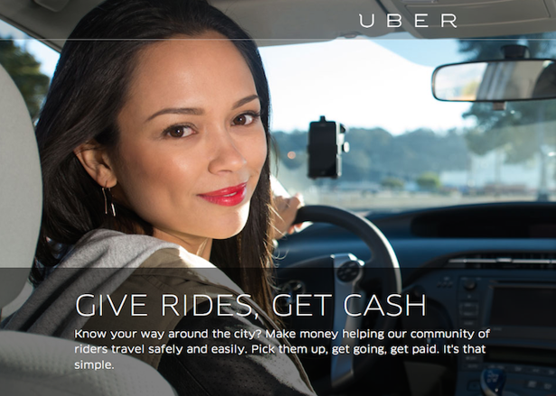 Uber Business Cards >> How Uber Helps Women Break Into the Taxi Industry - The ...