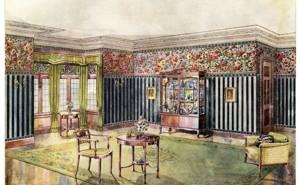 A Brief History of Shrinking Wallpaper