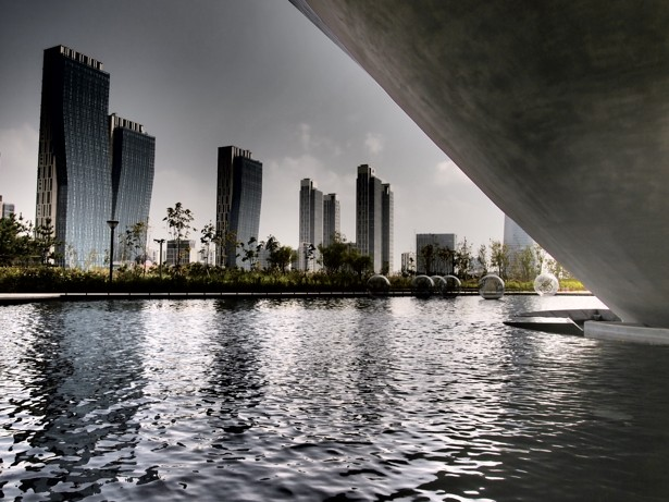 Songdo South Korea City of the Future The Atlantic