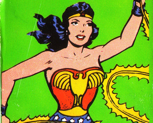 The Free-Love Experiment That Created Wonder Woman - The Atlantic