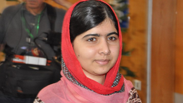 Pakistan's Malala Yousafzai and India's Kailash Satyarthi