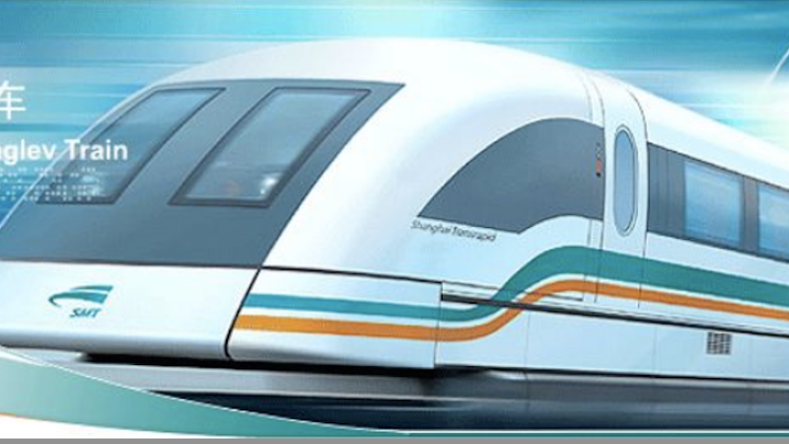 California High-Speed Rail Lucky No  13: Let's Look at