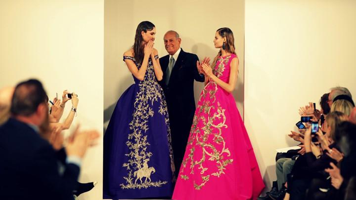 125454d1c06 Oscar de la Renta s All-American Fashion Revolution - The Atlantic