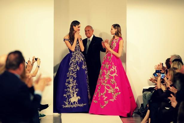 Oscar de la renta 39 s all american fashion revolution the for Oscar de la renta childhood