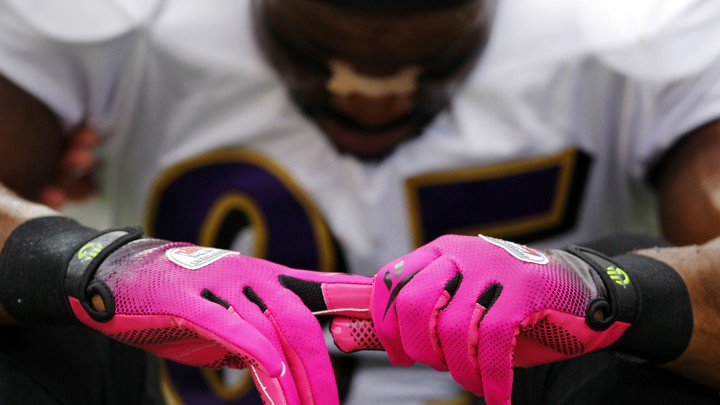 0c4e671f658 Will a Major Sports Team Ever Wear Pink  - The Atlantic