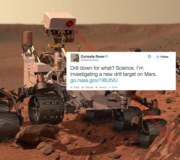 robot on mars nasa - photo #16