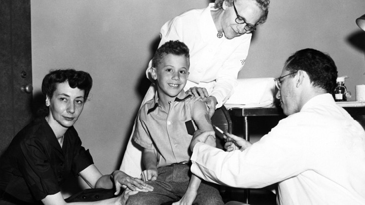 Why Vaccine Opponents Think They Know >> The Anti Vaccine Movement Is Forgetting The Polio Epidemic The