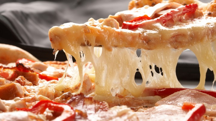Scientists Explain Why Nobody Puts Cheddar On Pizza The Atlantic