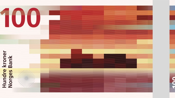 These New Norwegian Banknotes Are Strangely Beautiful Works Of Art
