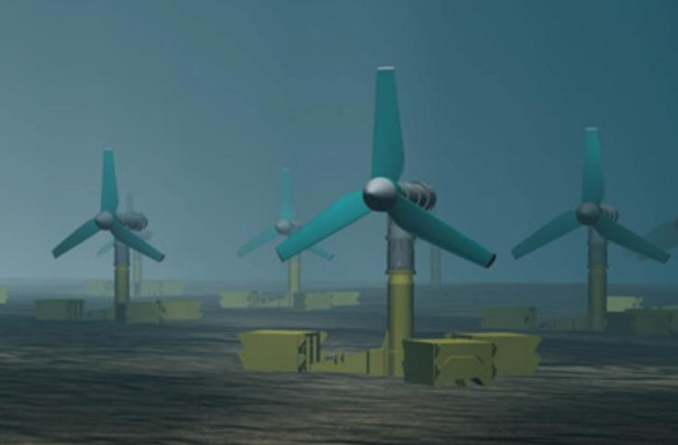 The Wind Farm of the Future Might Be Underwater - The Atlantic