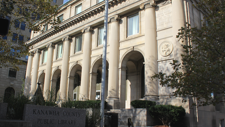 Kanawha County Library, Charleston, West VirginiaDeborah Fallows
