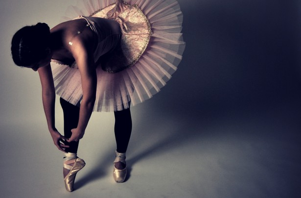 Mesmerizing S Of Ballerinas Preparing Their Pointe Shoes The Atlantic