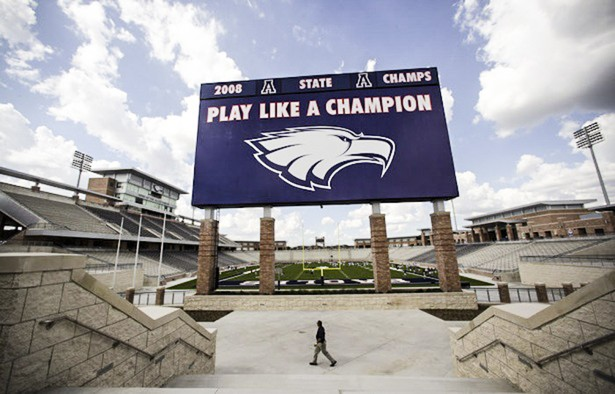 Texas High School To Build 70 Million Football Stadium In