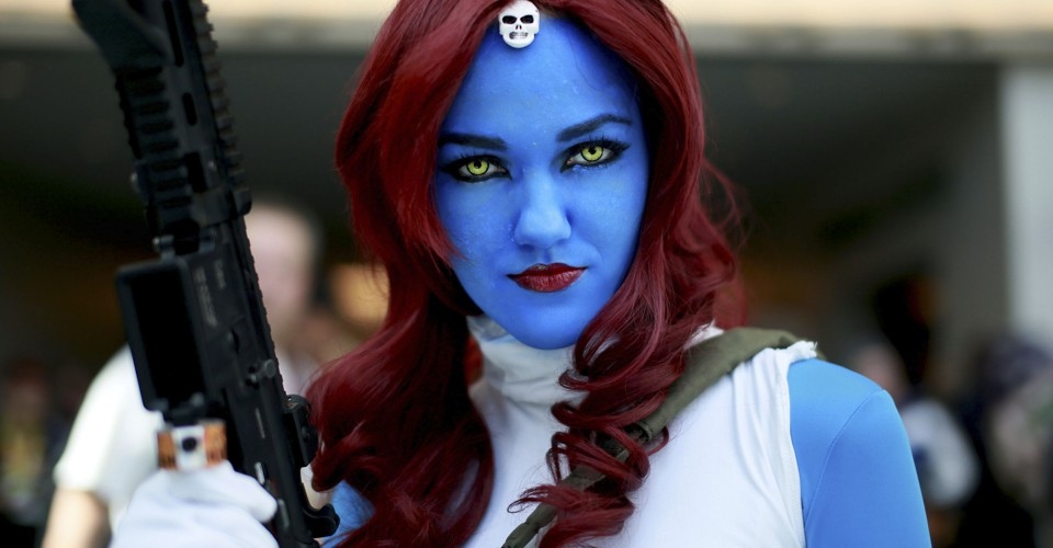 why comic book guys are afraid of cosplay sexism and insecurity