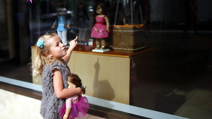 Lucy Nicholson/Reuters Toys Are More Divided by Gender Now Than They Were 50 Years Ago