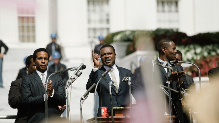 Movie Review Selma Portrays Mlk In Masterful Microcosm The Atlantic