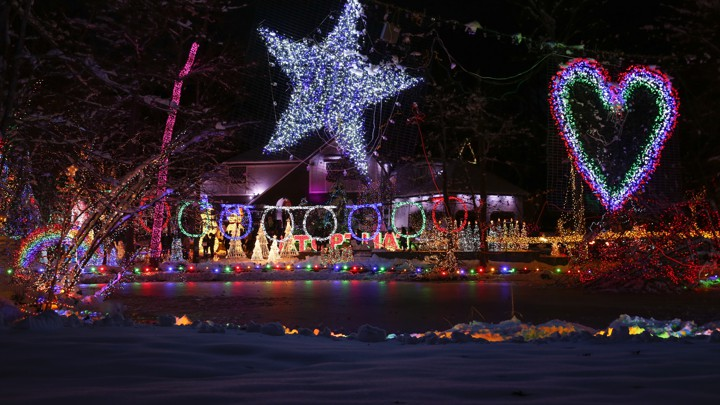The Intense Competition to Be the World's Most-Decorated House - The ...