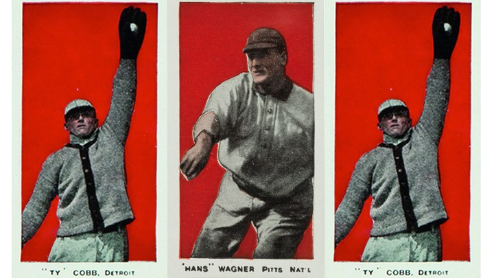 A Cultural History Of The Baseball Card The Atlantic