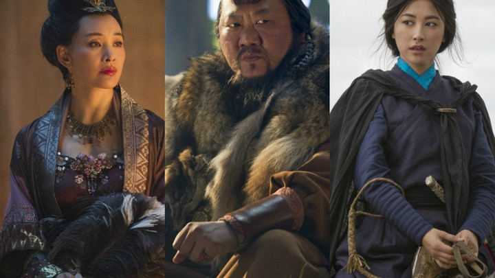 los angeles caf92 9c849 Marco Polo': Netflix's Critical Flop that Dared to be ...