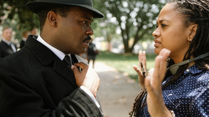 Ava Duvernay Talks Selma A Movie To Rescue Martin Luther King Jr