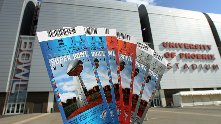 The Risky Business of Reselling Super Bowl Tickets - The Atlantic