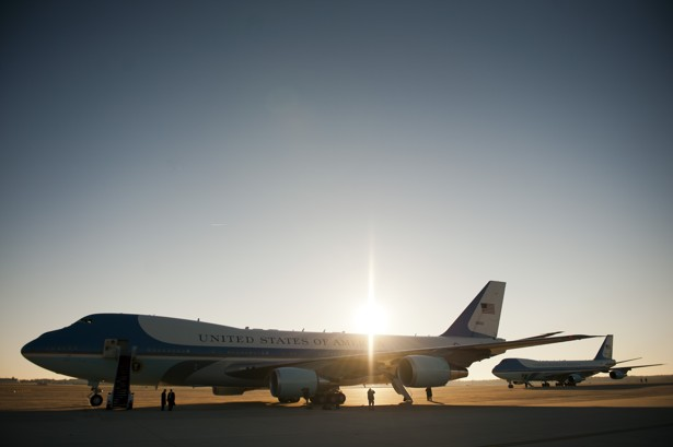 Here Comes The Next Air Force One The Atlantic - 5 minute video explains airplanes made