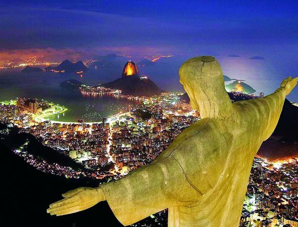 Rio de Janeiro, in Fantastically High Definition - The Atlantic