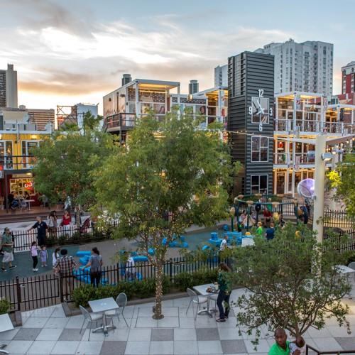 Zappos' CEO Has Poured $350 Million into Revitalizing Downtown Vegas