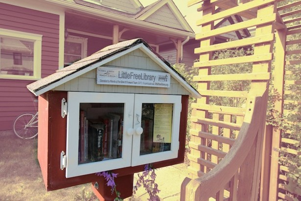 The Crackdown On Little Free Library Book Exchanges The