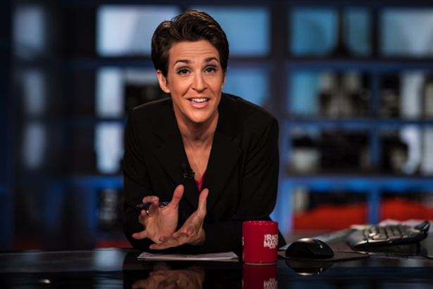 MSNBC's Move Away from Liberal Partisanship--and the ...
