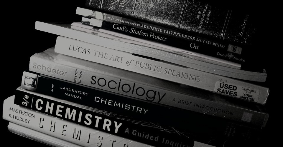 The Death Of Textbooks The Atlantic